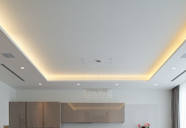 Suspended Ceilings Led Rasvjeta Illuxlight